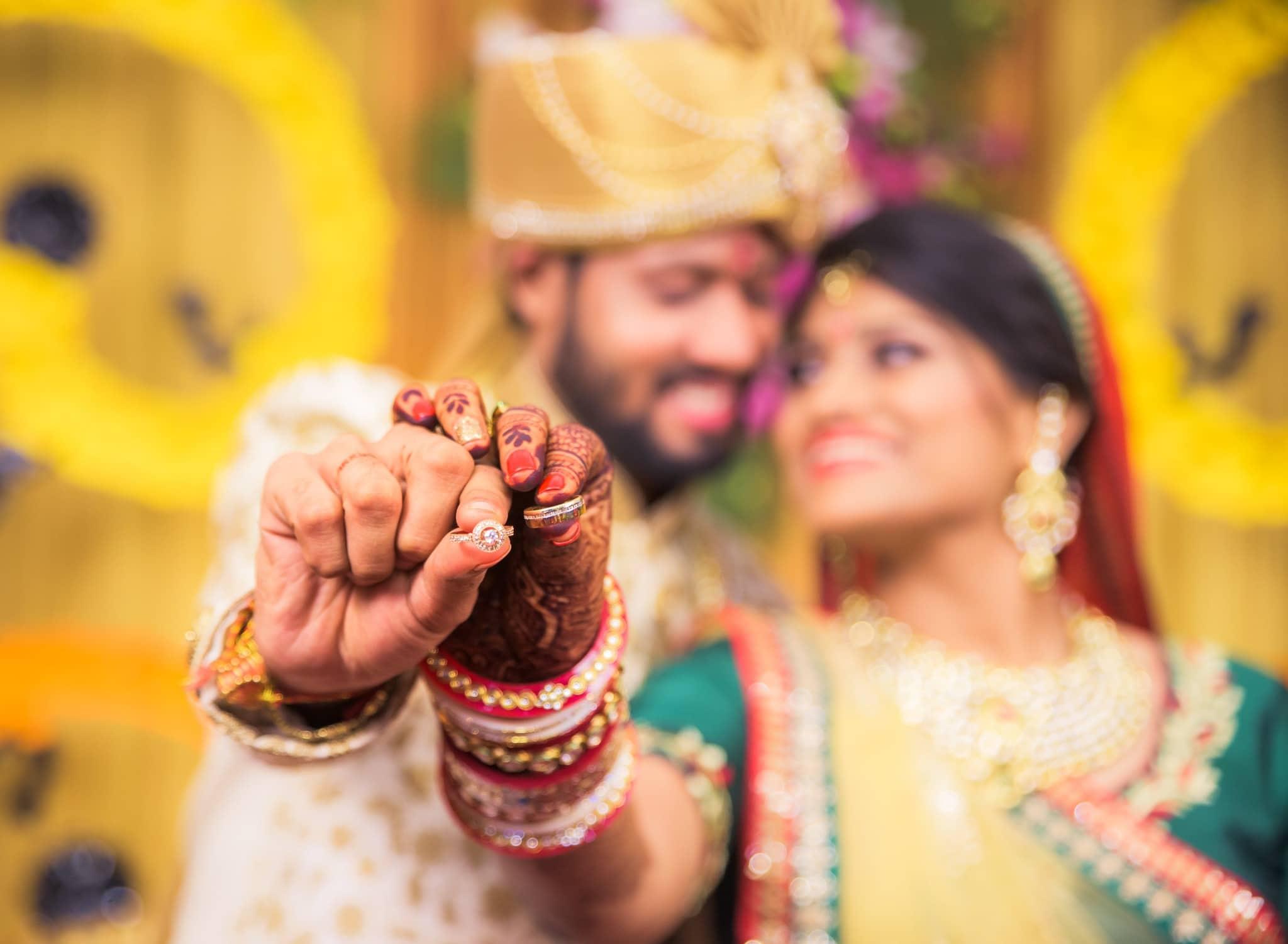 Ushma Akash Engaged
