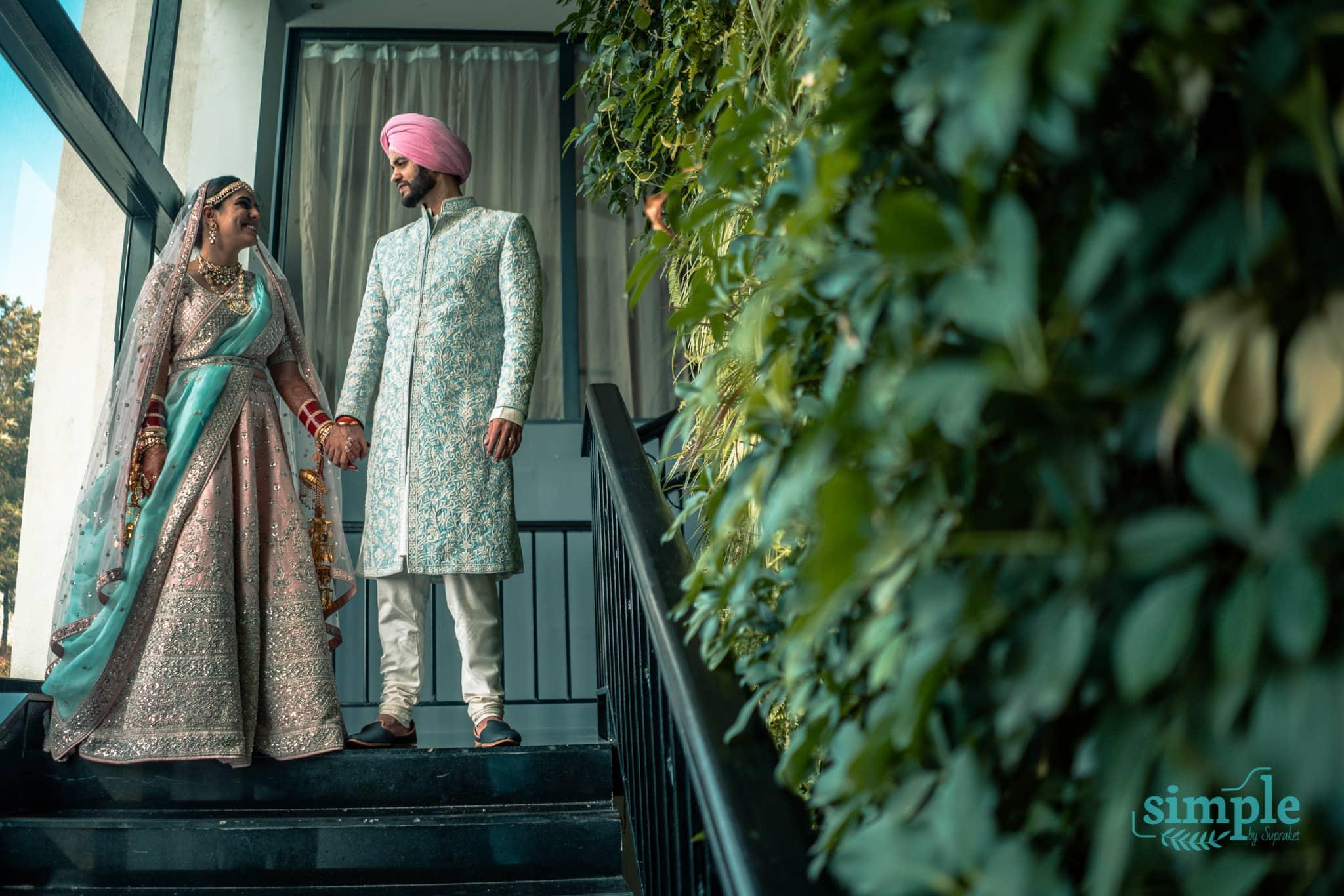 Simple By Supraket_Gabby&Vishal_Wedding_SM_1175