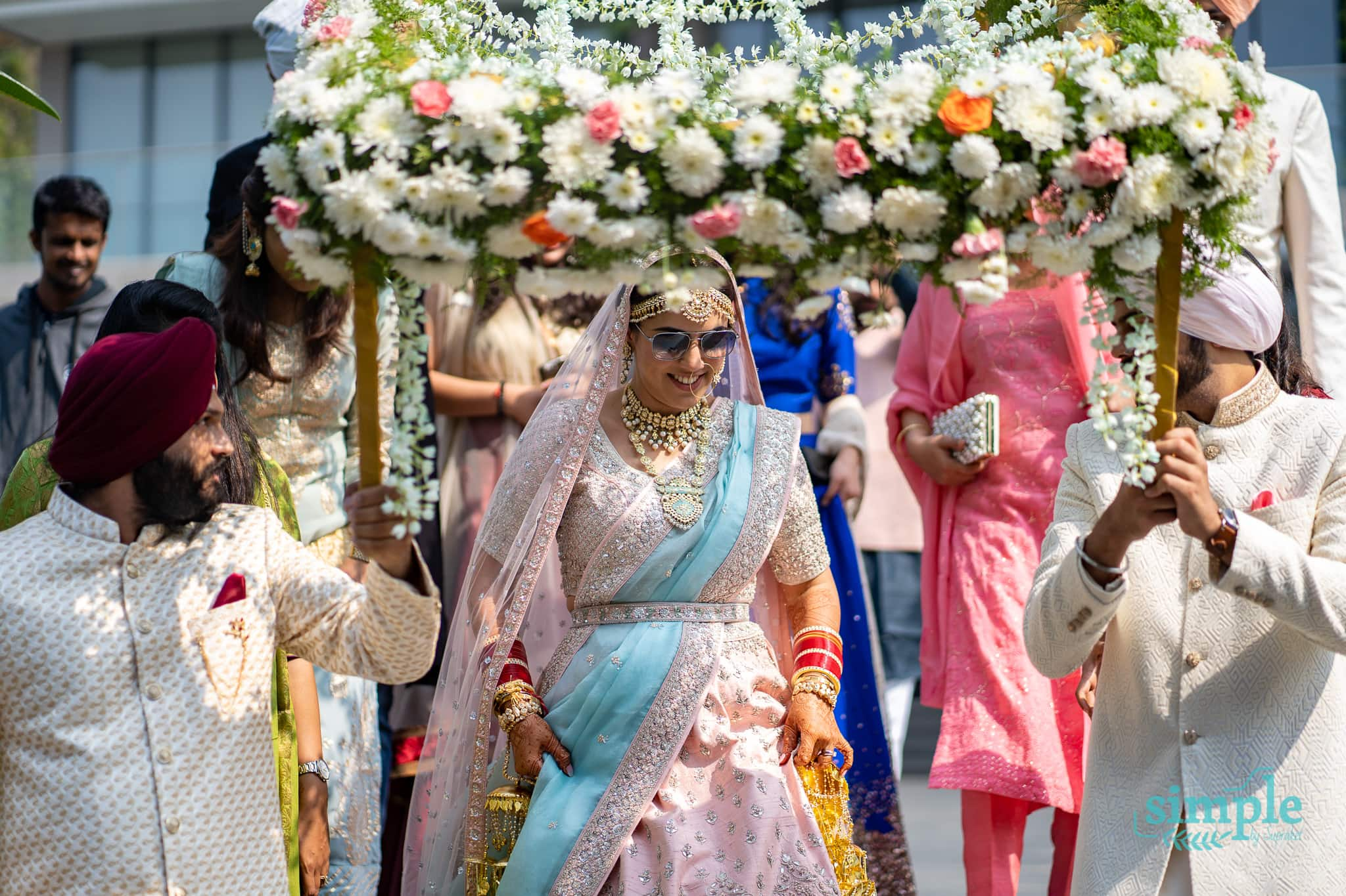 Simple By Supraket_Gabby&Vishal_Wedding_SM_710