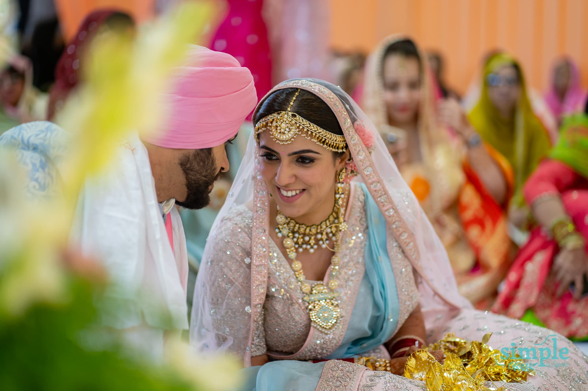 Simple By Supraket_Gabby&Vishal_Wedding_SM_786
